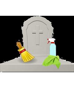 Nettoyage de tombes SEPULCLEAN.